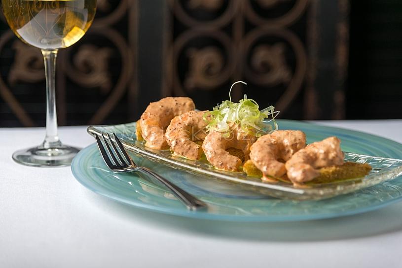 Fancy Shrimp Appetizer