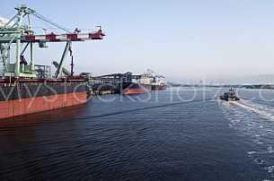 Mobile River Shipyard