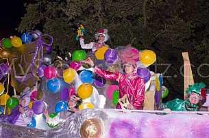 Mardi Gras in Mobile, Alabama