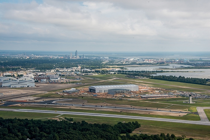 Airbus Assembly Line Mobile - Construction Progress - Sept 25, 2014